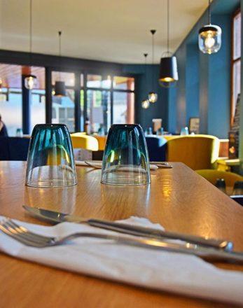 restaurant au brochet à Erstein