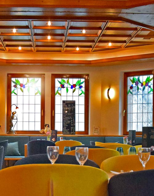 salle café restaurant au brochet